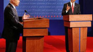 Жените в Индиана предпочитат Обама, мъжете в Кентъки - Маккейн