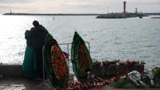 Независимо разследване: Катастрофата с Ту-154 край Сочи е причинена от взрив
