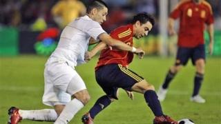 Шави е лицето на ФИФА 2010