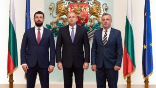 Българи от Северна Македония при Радев: Той поиска бърз диалог за членство в ЕС