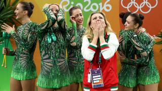 Това е един много, много изстрадан медал, откровена Илиана Раева