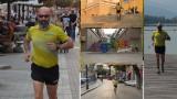 Красимир Георгиев ще ограничи до минимум спиранията си при опита за рекорд