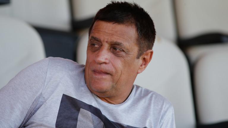 Стойне Манолов: България има необходимост от Левски, дано Наско и Тити успеят