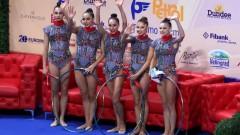 Ансамбълът обра титлите в Баку