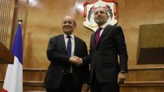 Франция обеща 1 млрд. евро помощ за възстановяване на Ирак