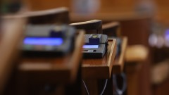 1,7 млн. лв. дават за аудио и видео системата в новата пленарна зала