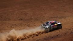 "Петерханзел спечели шестия етап при автомобилистите на рали ""Дакар"""