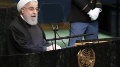 Рохани: Иран остава в Сирия