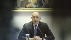 Румен Радев проведе среща с ръководителите на службите