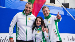 Смесената ни двойка по кърлинг загуби от Норвегия и Ирландия на световното първенство