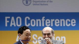 С абсолютно мнозинство избраха Цюй Дунюй за генерален директор на ФАО