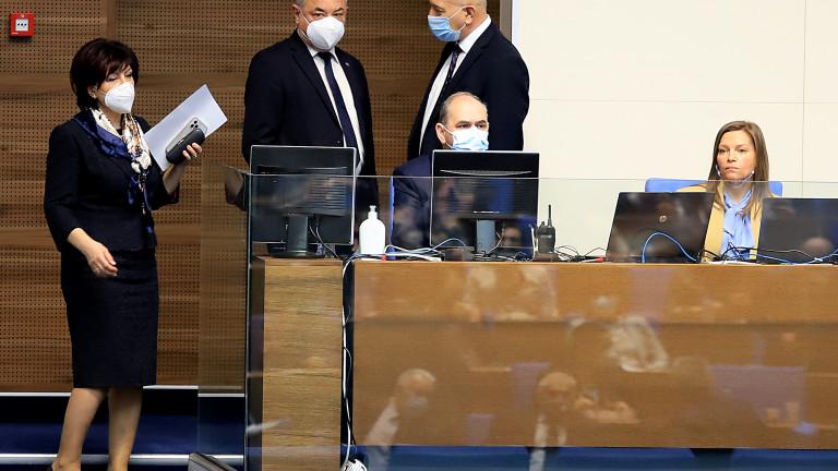 Депутатите приеха на първо четене промени в Закона за отбраната