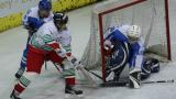 ЦСКА продължава да гази в хокейното първенство