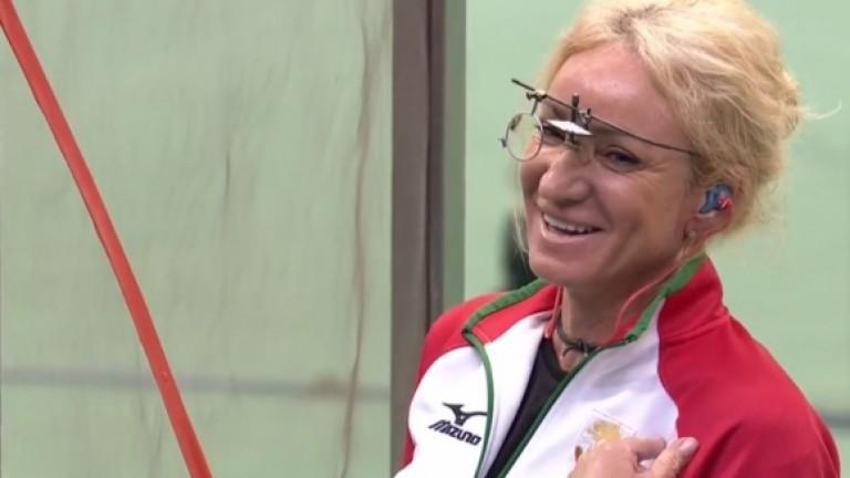 Мария Гроздева, която се готви за седмото си участие на