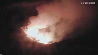 Изригна вулкан на Хавайските острови