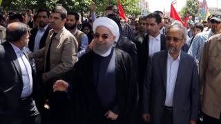 """Президентът на Иран подкрепи Катар срещу """"блокадата"""""""
