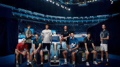 Тримата големи в мъжкия тенис бяха наградени от ATP
