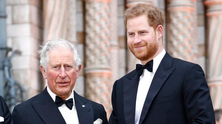 Принц Хари не иска да е като баща си