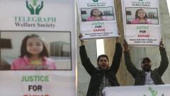 Смъртна присъда за убийството на 7-годишната Зайнаб в Пакистан