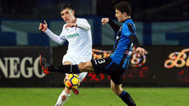 Тотнъм и Юнайтед в спор за млад сръбски бранител