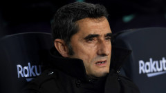 Валверде: Не е случайно, че Интер има 6 победи от 6 мача в Италия