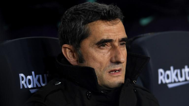Валвереде: Авансът на Реал е прекалено малък, че да ги фаворизираме за реванша