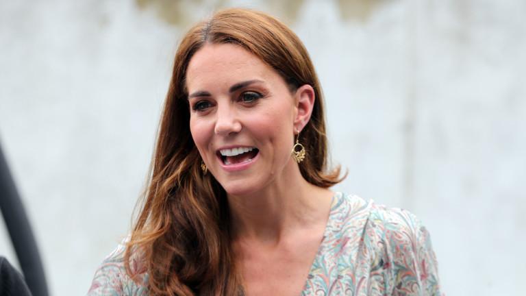 Честта, която Кейт получи от кралицата