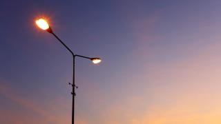 Без осветление останаха улици в Русе