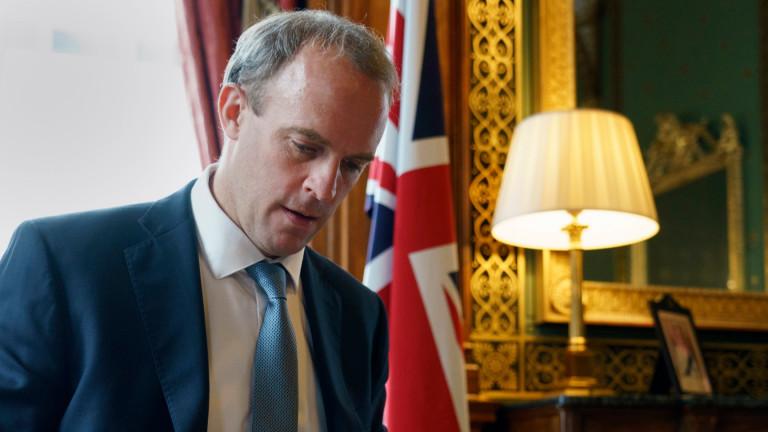 Британия споделя опасенията на САЩ за мисията на СЗО в Китай