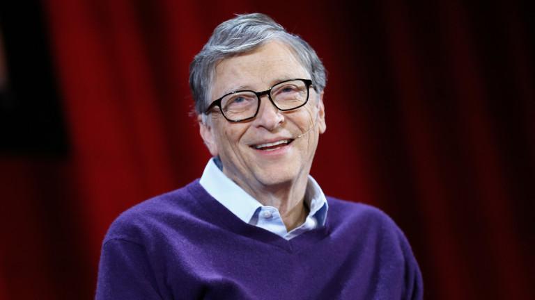 Новината за развода на Бил и Мелинда Гейтс първоначално ни