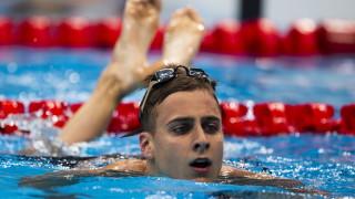 България с първи олимпийски финал в плуването от 33 години