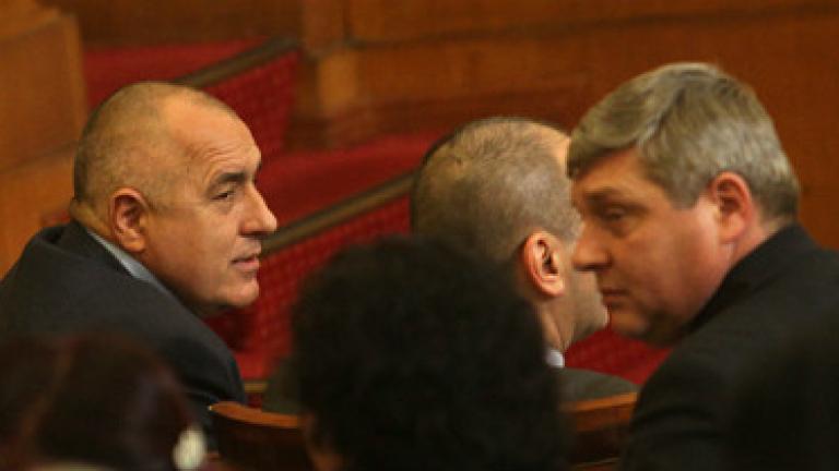 Борисов доволен от решението за агитация само на български