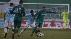 Витоша - Дунав: 0-1