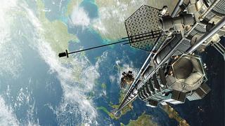 Космически асансьор ще извежда хора в орбита