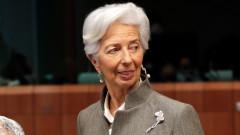 ЕЦБ запази лихвите, но обяви пакет от стимули за борба с ефектите от коронавируса