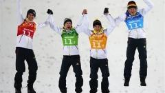 Отборният ски-скок донесе осмото злато за Германия