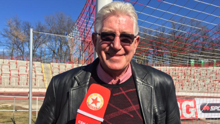 Джони Велинов: Черниаускас ме впечатлява със своето спокойствие