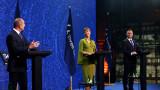Отрицателен е тестът на президента Румен Радев и след връщането му от Талин