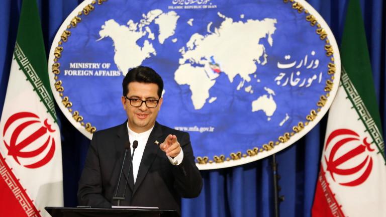 """Иран предупреждава за """"силен отговор"""", ако Европа отново въведе ядрени санкции"""