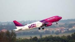 Wizz Air пуска 5 нови дестинации от София