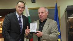Чавдар Цветков: Локомотив (Пловдив) не е нещо голямо