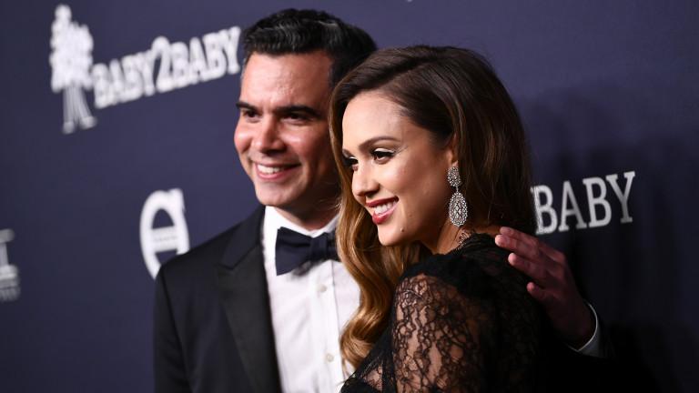 Джесика Алба стана майка за трети път навръх Нова година