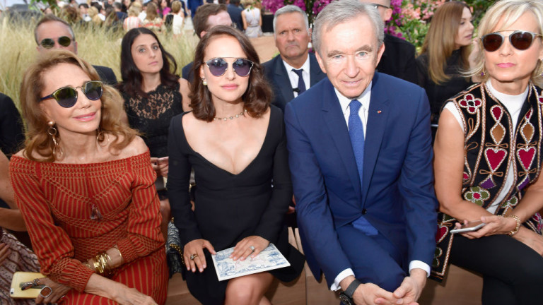 Най-богатият човек в Европа - французинът Бернар Арно, ще бъде