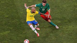 Бразилия удари Мексико след дузпи под зоркия подглед на Георги Кабаков