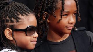 Децата на Уил Смит със своя модна линия