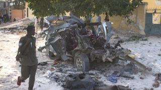 """""""Аш Шабаб"""" с поредна атака в Сомалия"""