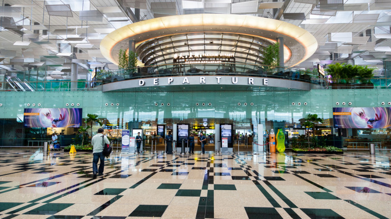 За шеста поредна година летището Changi в Сингапур