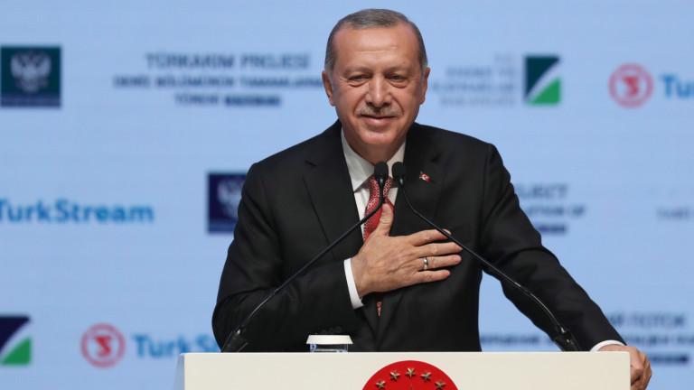 Ердоган призовава Русия и Украйна да преговарят