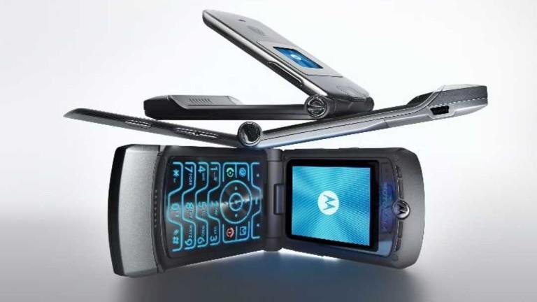 Motorola готви съвременен вариант на Razr