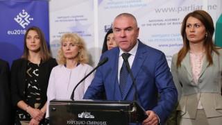 Марешки против ВНС, но ще се присъедини към евентуално мнозинство